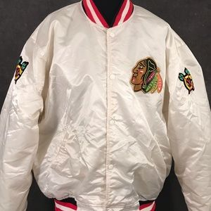 Chicago Blackhawks Starter Jacket